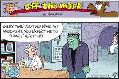 Off the Mark Comic Strip, October 19, 2014 on GoComics.com