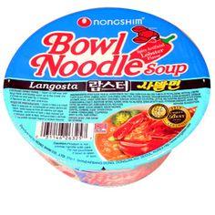 Nong Shim Spicy Lobster Bowl 3 oz