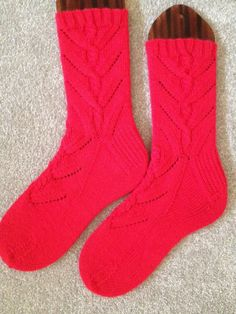 Ravelry: Billy The Kid Socks by Nicole Masson