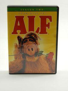 Alf - Season 2 (DVD, 2005, 4-Disc Set)
