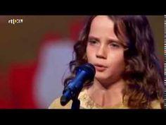 Amira Willighagen- (Subtitulos Español) ¡¡ No te lo pierdas !!!  Un pequeño ángel con una voz prodigiosa