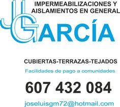 Oferta 20 Aniversario Impermeabilizaciones JL Garcia