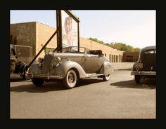 1936 Hudson Convertible slide | Flickr - Photo Sharing!