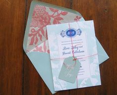Oh So Beautiful Paper: Wedding Invitations – Sycamore Street Press