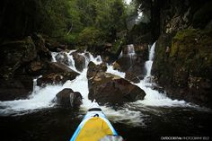 2012 LAGUNA SAN RAFAEL - KAYAK DE TRAVESÍA - 06 by OUTDOORSTV, via Flickr