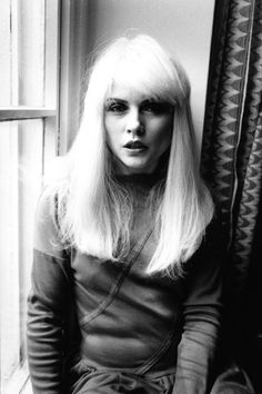 Debbie Harry. S)