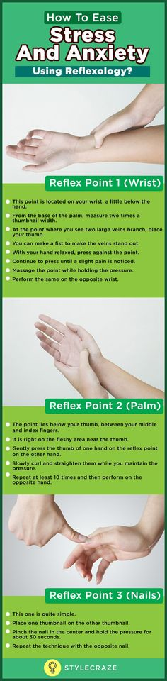 Reflexology is one of the easiest ways to beat stress and anxiety in today's fast-paced world. From what I hear, a single reflexology session relaxes you enough to put you to sleep.