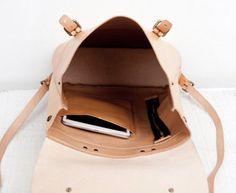 Einzigartiges Design echt Leder Rucksack mehrere von TheArtistsSack