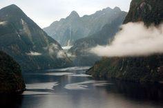 Fiordland National Park, NZ