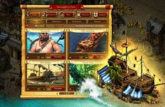 Pirates: Tides Of Fortune OFFICIAL Page | Plarium.com