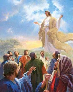 Jesus Christ is Our Friend Image Jesus, Pictures Of Jesus Christ, Bible Pictures, Christian Images, Christian Art, Religion Catolica, Jesus Art, Biblical Art, Jesus Lives