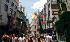 A very special Universal Studios Florida trip report – July 2014 (Diagon Alley is here!)