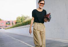 Jo Ellison | Street Style | The UNDONE | www.theundone.com