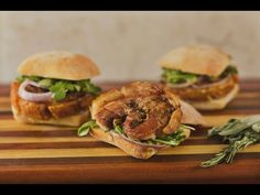 Porchetta Sliders - Want the Ingredients and Directions too? Just click below. PLUS, if you like this healthy recipe, we have a lot more that all come with a video, have 7 ingredients or less, and no added sugar. They are perfect for any CrossFitter looking to hit their macros or make meal plans.