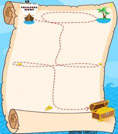 חפש את המטמון פיראטים הזמנה Pirate Party, Pirates, Greeting Cards, Invitations, Map, Location Map, Save The Date Invitations, Maps, Shower Invitation