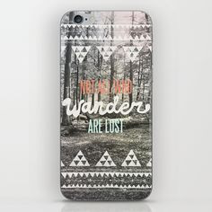 Wander by Wesley Bird https://society6.com/product/wander-ged_phone-skin?curator=themotivatedtype