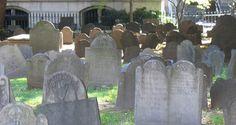 halloween cemeteries | Halloween - Boston cemetery