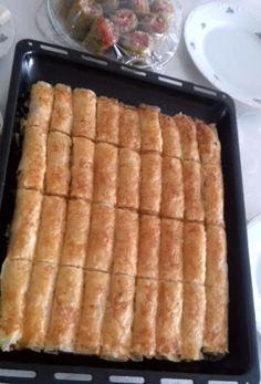 Baklava yufkasından kıymalı karaköy böreği ~ melisababy.blogspot.com
