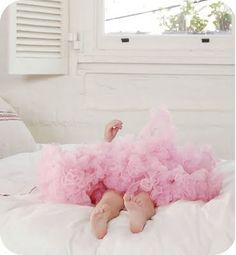 there is no substitute for a pink tutu