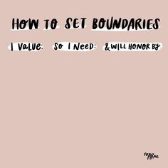 How to Set Boundaries Cheat Sheet ( Infp, Therapy Tools, Self Development, Self Improvement, Self Help, Self Care, Positive Vibes, Wisdom, Positivity