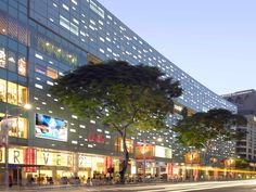 313@somerset - one of the latest #shopping mall at Orchard Road.        Take bus 123 from the bus-stop outside Riverview Hotel & alight at the 6th bus-stop. The mall is just across the road.