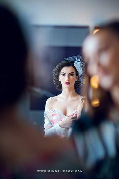 www.kingaherok.com wedding, woman, make up, photography Make Up, Crown, Woman, Photography, Wedding, Jewelry, Fashion, Valentines Day Weddings, Moda