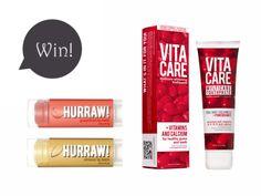 Give-Away! Gewinnt Lippen- und Zahnpflege von boutique vegan! Im Give-Away dieser Woche steckt Lippen- und Zahnpflege von boutique vegan. Aber nicht irgendwelche...