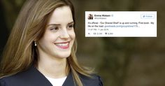 You can now join Emma Watson's new feminist book club