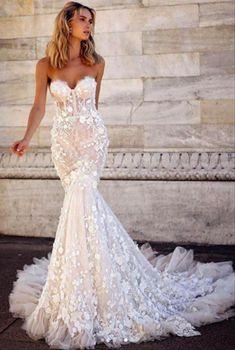 Wedding Dresses For Petite Women, Dress For Petite Women, Dream Wedding Dresses, Wedding Gowns, Modest Wedding, Wedding Dress Petite, Lace Fishtail Wedding Dress, Fall Wedding, Petite Bride