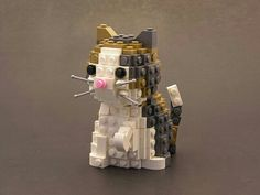 Lego kitten