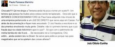 EDGAR RIBEIRO: ELEMENTO SUJA O JUDICIÁRIO DO MARANHÃO.