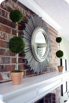 moss topiarys