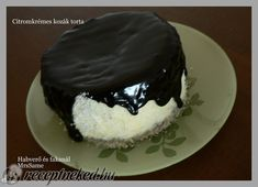 Citromkrémes kozák torta Torte Cake, Ale, Desserts, Food, Tailgate Desserts, Deserts, Eten, Ales, Postres