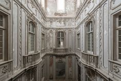 In his fascinating series Ask the Dust, photographer Romain Veillon takes us on an epic journey through ruins from the genteel parlours of long dead haute bourgeoisie families to the sparse industrial...
