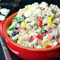 Greek-chicken-salad 3 willcookforsmiles.com