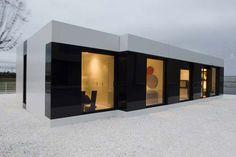 Practical Modern Modular House