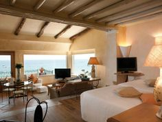 Waterfront Suites - Forte Village Resort