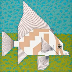 Boarfish by Roger Bradley
