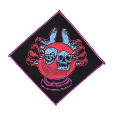 Image of Crystal Ball - Woven Patch