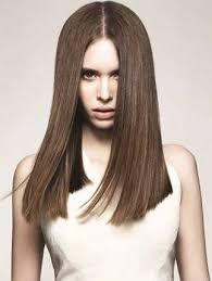 Medium one length haircuts - New Hair Styles ideas Medium Length Cuts, Medium Hair Cuts, Long Hair Cuts, Medium Hair Styles, Short Hair Styles, Straight Hair, Below Shoulder Length Hair, One Length Hair, Long Length Haircuts