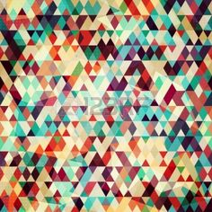 triangle pattern - Google Search