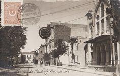 Elhamra Opera binası olan Konak 1926