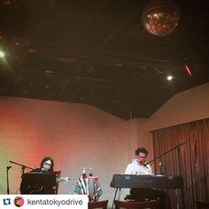 HF Post : 2016/01/09 17:55:29 - #Repost @kentatokyodrive with @repostapp. ・・・ On rehearsal . The tour 2015-16 in 名古屋、19時オープン、20時スタート。LiveAndLoungeVio.com