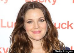 drew barrymore hair - brunette thoughts