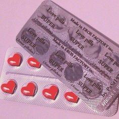 Coeur & Heart - Valentine - love pill -
