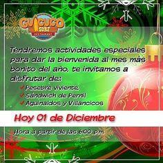 @Regrann from @guacucosurf -  Estes #jueves 01 de diciembre recibe la Navidad tendremos un nacimiento viviente podrías disfrutar de un delicioso Sandwich de pernil y de aguinaldos y villancicos!  #Navidad #recibelanavidad #aguinaldos #comparte #familia #margarita #isla #playaguacuco - #regrann