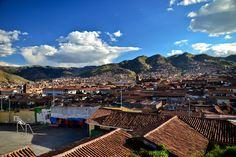 Techos de Cusco