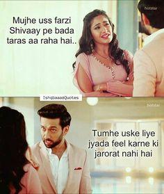 Jealous shivaay #nakuul Mehta