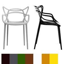 Kartell Masters chair by Philippe Starck. Beautiful and comfortable! Masters Chair, Philippe Starck, Wishbone Chair, Chairs, Beautiful, Home Decor, Decoration Home, Room Decor, Stool