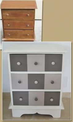 Great idea to make old look fun and new.